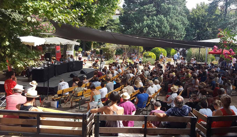 """Philosophieren im Garten - Die """"Ateliers de la Pensée"""" in Avignon"""