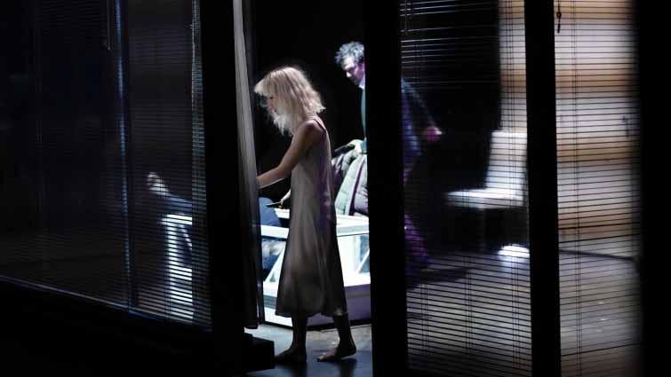 Ein Hotelzimmer und ein Mord aus Leidenschaft