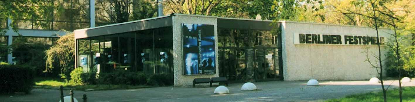 Im Haus der Berliner Festspiele wird traditionell der Berliner Theaterpreis überreicht