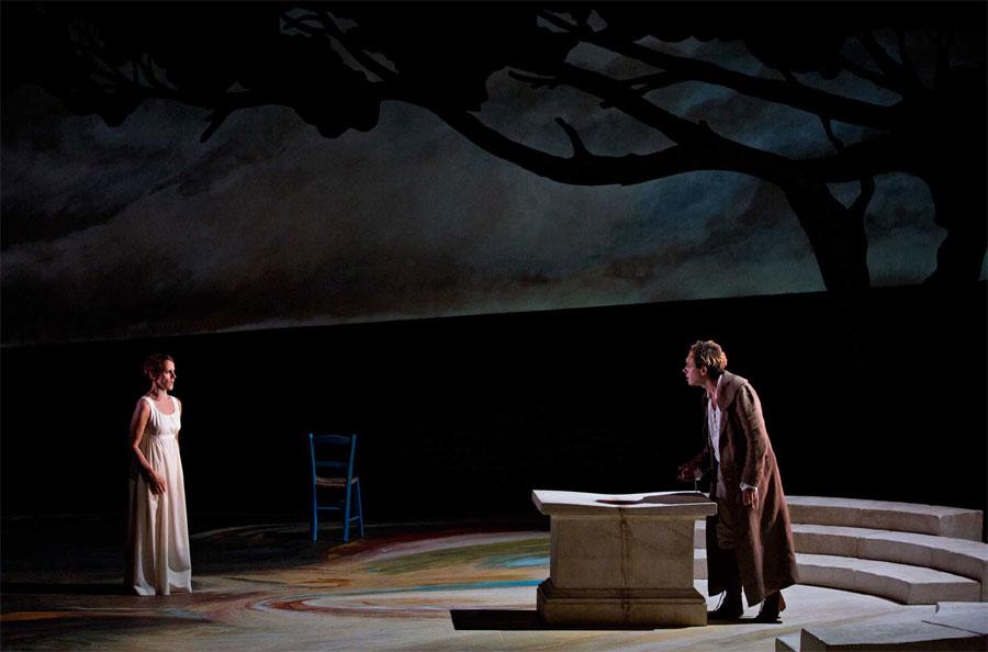 Iphigénie en Tauride avec Cécile Garcia Fogel dans le rôle principal