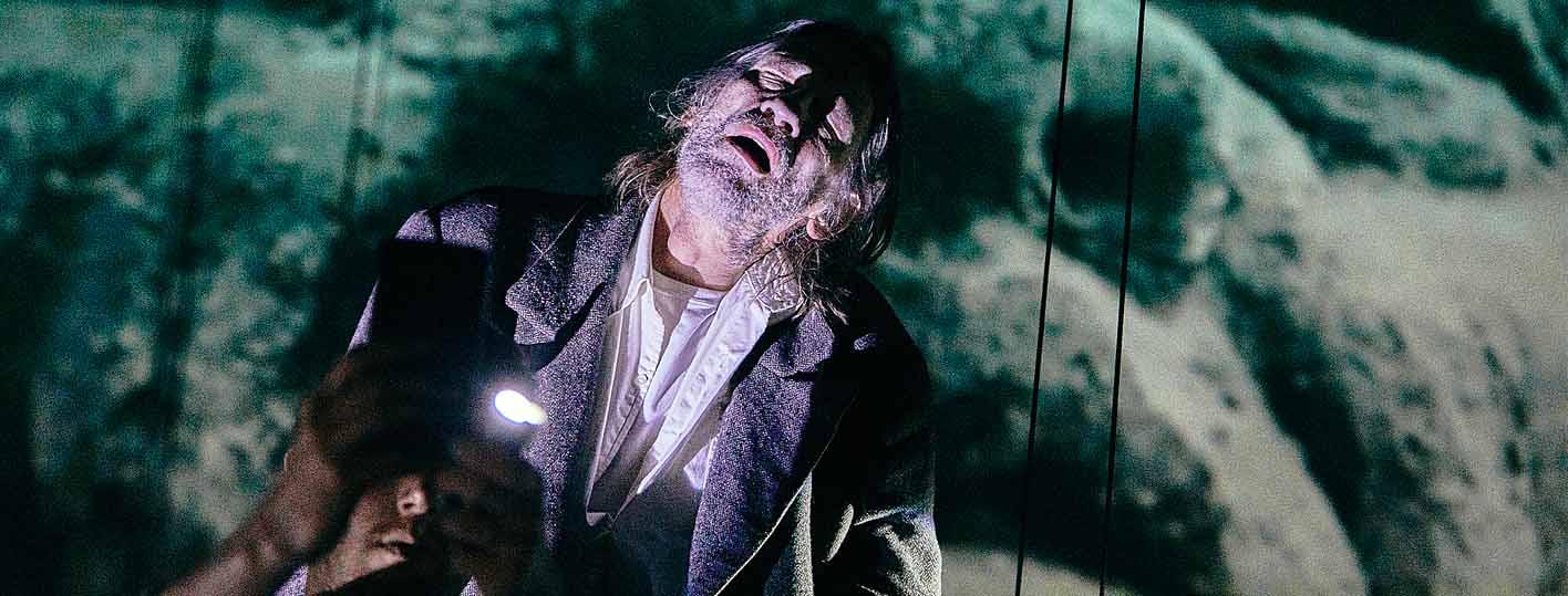 """Wolfgang Michael spielt das """"Phantom"""" am BE"""