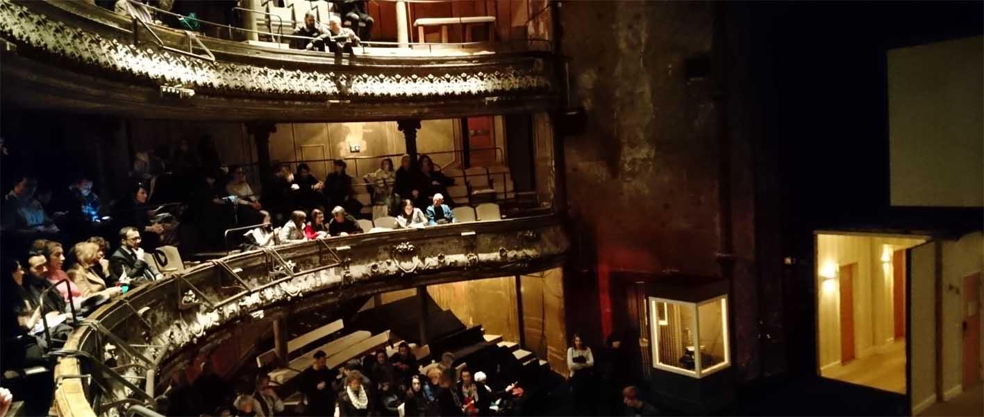 Das Théâtre des Bouffes du Nord