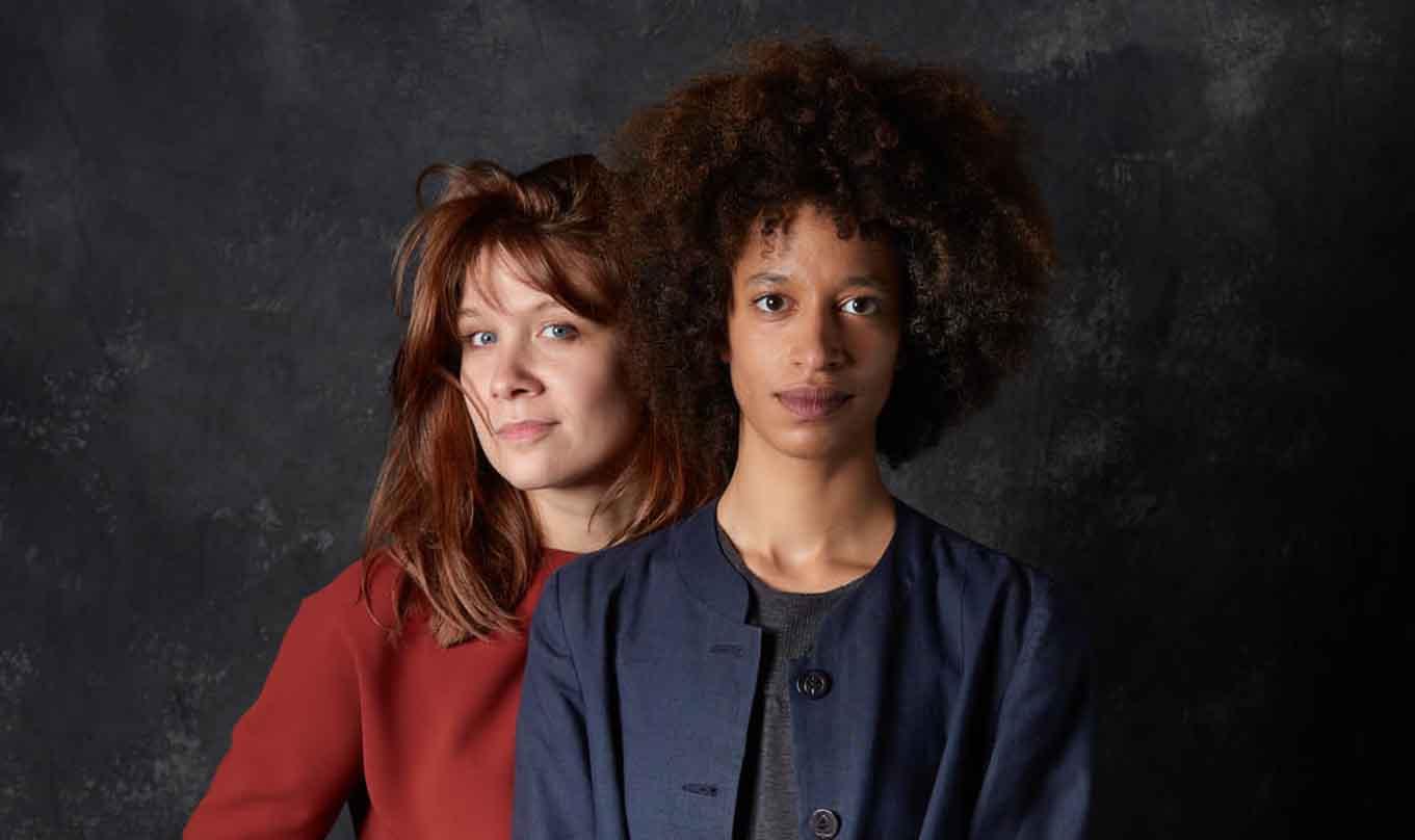Das weibliche Regieduo: Julie Bertin und Jade Herbulot