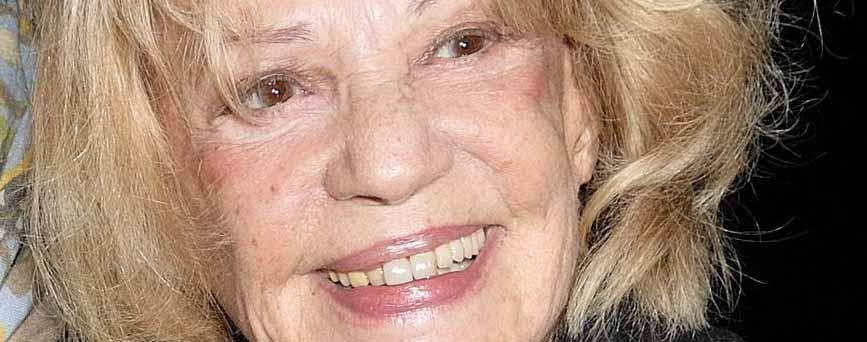 Jeanne Moreau nahm ihr Alter an wie kein anderer Star
