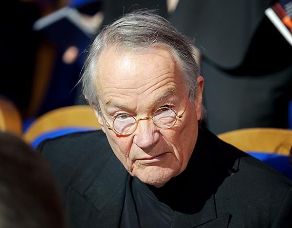 Portrait des Regisseurs Peter Stein