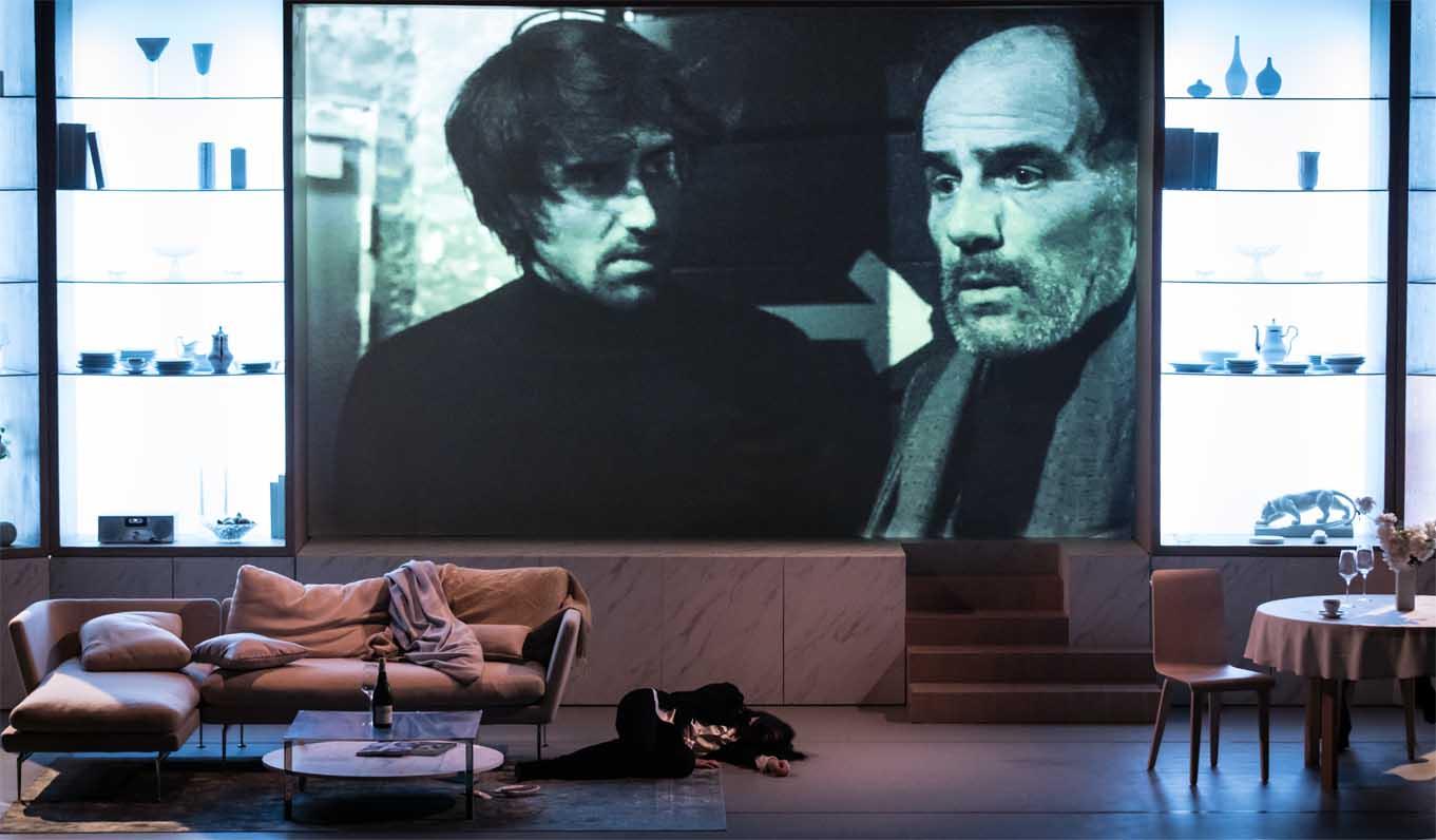 Filmregisseur Cassavetes interessierte das Theater; Theaterregisseur Teste interessiert der Film