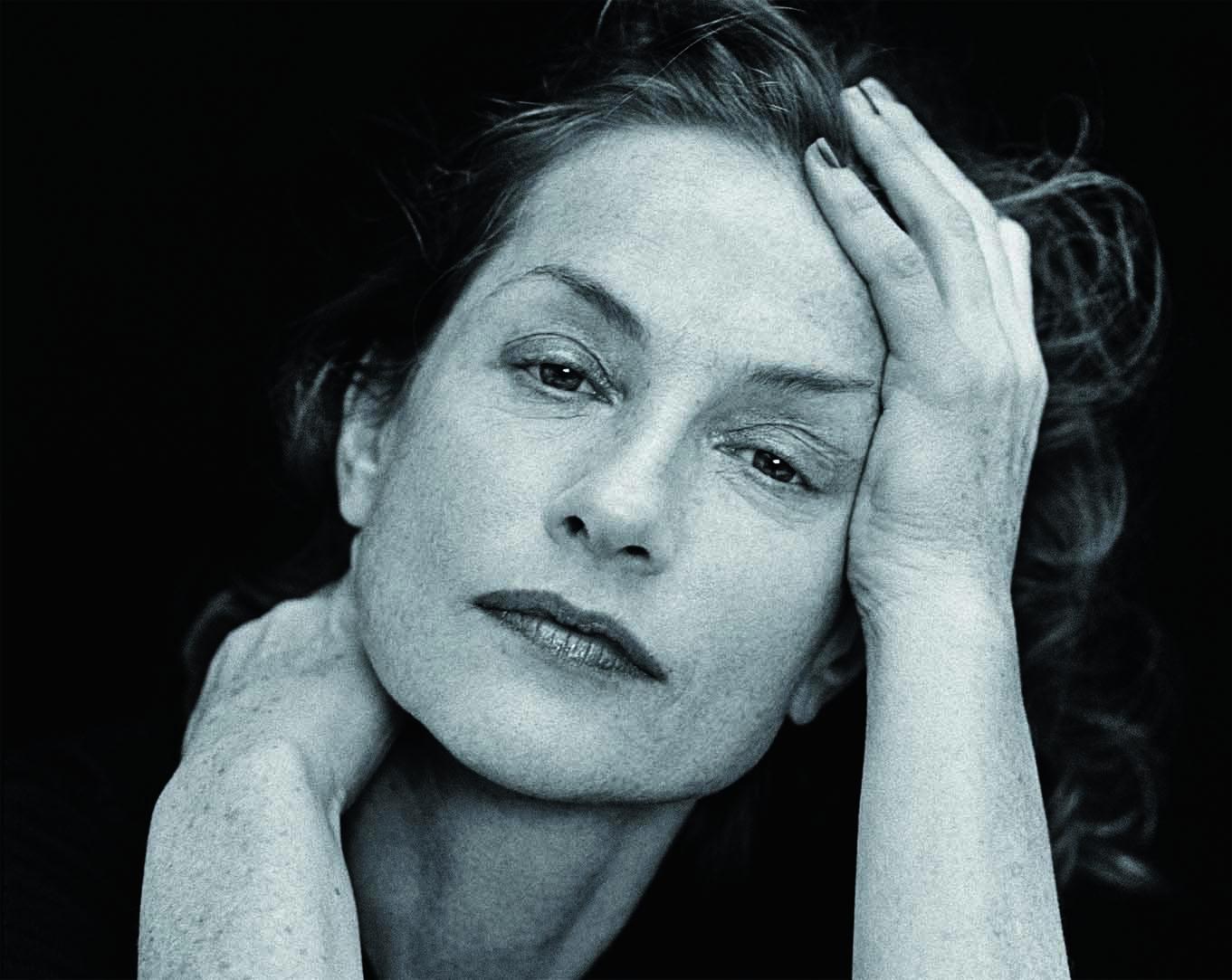 Porträt Isabelle Huppert